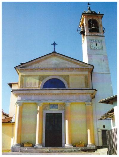 La chiesa parrocchiale di Villadosia