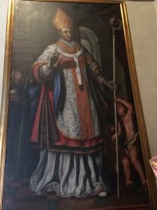 Tela S.Carlo - B.V.M.