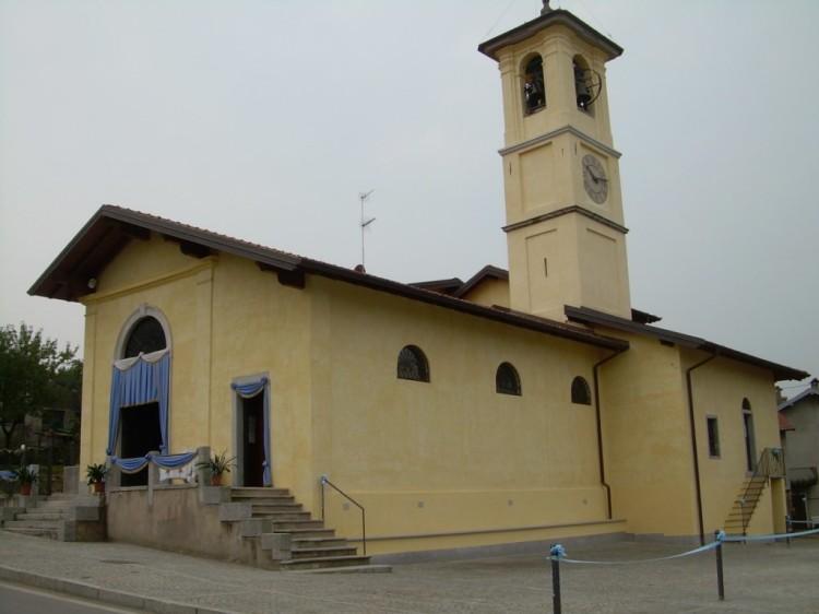 Bernate - Chiesa parrocchiale
