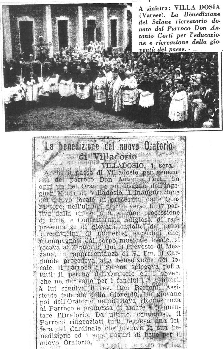 Articolo del 23/10/1932