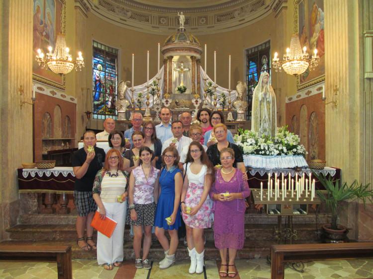 Il coro di Villadosia
