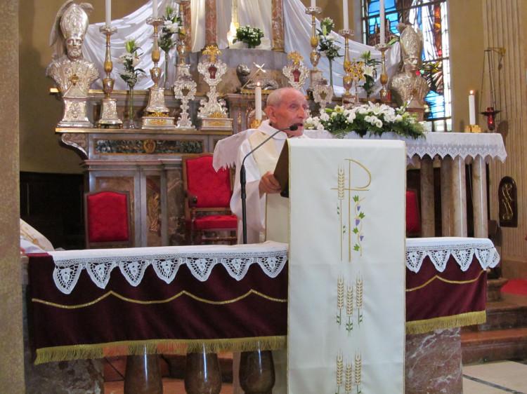 Don Mario Salvioni